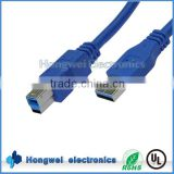 USB 3.0 Printer Cables Type A toType B male Printer Scanner Cable For HP Canon Epson Printer OD 5.5mm