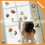2015 Modern 3D stickers,eco-friendly diy 3d window frozen wall sticker