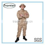 Polyester / Cotton Material and Unisex Gender army camouflage military uniform army military uniforms