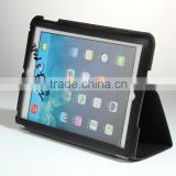 fashional tablet phone holder high quality leather tablet phone holder with elastic band