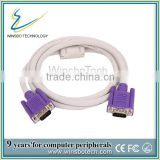 Male /Male vga cable 30mm&hdmi to vga splitter cable