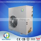 Low temperature use high temp. water heater pool dehumidifier heat pump promotion