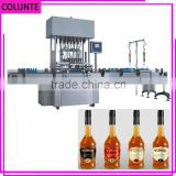 Henan Colunte automatic small carbonated drink filling machine