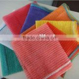 All New Material Vegetable&Fruit Plastic Mesh Bag/string bag/plastic bag/packing bag for sale