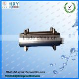 high efficienty stainless steel shell refrigerant water heat exchanger