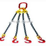 High strength chain rigging