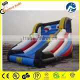 basketball inflatable shoot game for kids