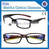 2014 latest economic glasses frames unisex multichoice optical frame