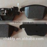High Quality Wholesale Brake pads OEM#1K0698151E
