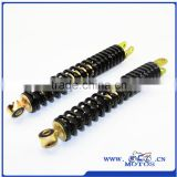 SCL-2013020513 GY6-125 Motorcycle Rear Shock Absorber, Top Quality GY6 Motorcycle Shocks with 313mm