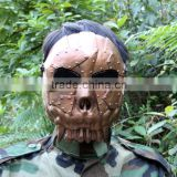 High Quality Outdoor Tactical Safety Gear Hunting Paintball Airsoft Full Face Mask for Protection