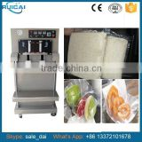 Automatic Vetical External Pumping Vacuum Packaging Machine Food External Vacuum Packing Machine