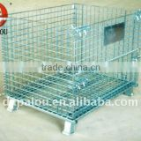 Stable Wire Rolling Storage Cage
