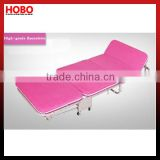 High Quality Steel Folding Bed