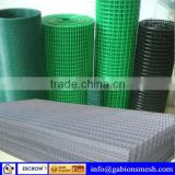 China professional factory,high quality,low price, pvc coated poultry cage welded wire mesh roll