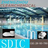 India best-selling superior drinking water and swimming pool clean purify chlorine tablets and granular SDIC