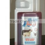 ECTOSULES POUR ON Veterinary Medicine