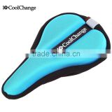 CoolChange 10008 Breathable Bike Cycling Sponge Saddle Seat Cushion Cover For Moutain Bicycle Road Bike