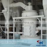 Eco-friendly dust-free calcite / bauxite / coal / petrol coke / gypsum / slag powder making raymond mill grinder machine