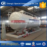 clw 2.5 tons 5 tons 7.5 tons 10 tons liquid ammonia gas cylinder filling machine for hot sale, lpg tank, propane gas dispenser
