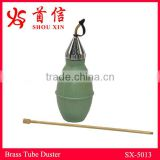 Rubber Bulb Insecticide Pesticide Spray Duster With 12 inch Long Brass Extension Tube SX5013