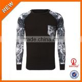 Wholesale Men Top Quality Customized Printed Hoodie Stringer With Custom Design Made In China