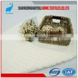 Anti-Skid Anti Slip 100 Cotton Thin Bath Mats