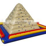 Professional Sports Game Inflatable Climbing Wall Inflatable Climbing Mountain