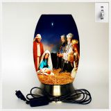 Desk lamp, creative lamp, decorative table lamp, LED table lamp, Jesus culture lamp (Jesus018)
