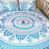 Queen Handmade Mandala Duvet Covers Indian Cotton Doona Cover SSTH54