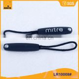 Hot Sale Nylon Zipper Puller with Custom Logo LR10008