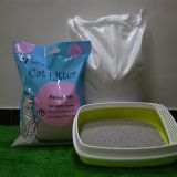 bentonite cat litter for cats cleaning