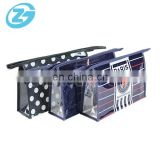 Plastic Waterproof Cosmetic Organizer Bag With Zipper