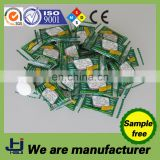 China OEM manufacture factory cotton compressed magic coin towel