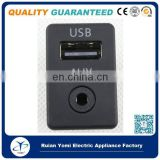 OEM USB & AUX SWITCH Audio In FOR B6 B7 3CD 035 249 A