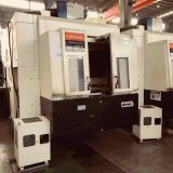 Mazak 400 machining center, Horizontal