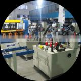 Aluminum Profile Knurling thermal break Machine with Strip Feeding for window and door