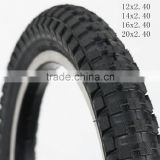 12*2.4014*2.4016*2.40 20*2.40 black and color bicycle tyre tires from Chinese factory for bicycle