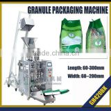 Silica gel filling and packing machine