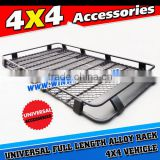 4x4 ALUMINIUM ALLOY AUTO CAR ROOF LUGGAGE RACK FOR TOYOTA FJ60 FJ70 FJ78 FJ79 FJ90 JEEP,PAJERO