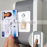 Easy to use fingerprint security door system with anti-passback function office japanese