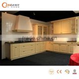 Foshan factory direct partical board kitchen cabinet, outdoor furniture