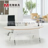 office furniture desk components half round office desk and chairs sets                                                                         Quality Choice