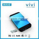 universal mobile power bank for all brands mobile phone battery charger 4000mah vivi wave