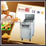 Stainless Steel Electrical digital board Deep Fryer Df-EL2(ce Certificate)