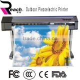 Outdoor Printer printing width1.8m with 2pcs Epson DX5 Micro Piezo Print head China supplier