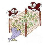 animal aviary mesh bird netting / anti bird netting / hdpe agricultural net