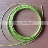 7x7 1.5mm-2.38mm PVC coated steel wire rope