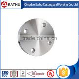 ANSI B16.5 stainless steel blind flange class150