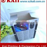 simple design economial paper gift box, fast delivery retail paper gift box excellent service